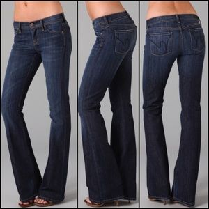 Citizens Of Humanity Ingrid Low Waist Flare 26